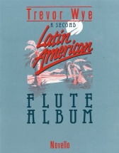 A Second Latin-american Flute Album - Flute