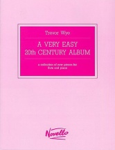 Wye Trevor - A Very Easy 20th Century Album - A Collection Of New Pieces - Flute And Piano