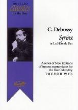 Debussy Claude - Syrinx, Or La Flute De Pan - Flute