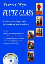 Wye Trevor - Flute Class [with 2 Cds] - Flute