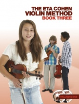 Eta Cohen - Violin Method Book 3 - Violin