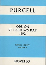 Purcell - Ode On St Cecilia
