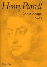 Partitions Chant - Purcell Solo Songs, Vol 1