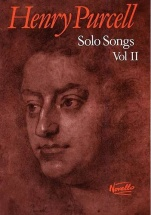 Partitions Chant - Purcell Solo Songs, Vol 2