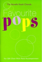 Berty Rice - Favourite Pops For Ssa Choir With Piano Accompaniment