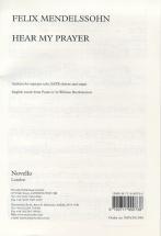 Felix Mendelssohn - Felix Mendelssohn - Hear My Prayer - Soprano
