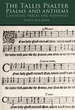 David Skinner - The Tallis Psalter - Psalms And Anthems - Satb