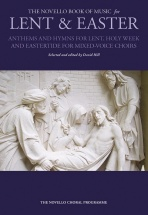 The  Book Of Music For Lent And Easter - Satb