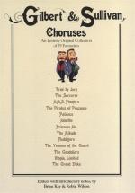Gilbert And Sullivan Choruses - Satb