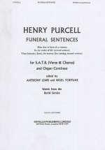 Partitions Chant - Purcell Funeral Sentences