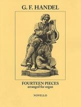 Handel G.f. - Fourteen Pieces - Organ