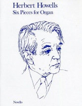Six Pieces For Organ - Organ