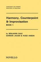 Harmony, Counterpoint And Improvisation Bk.1 - Theory