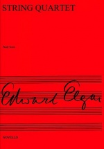 Edward Elgar - String Quartet Op.83 - Study Score - String Quartet