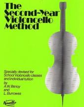 Benoy/burrows - Second Year Violoncello Method