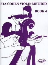 Eta Cohen Violin Method Book 4 Student