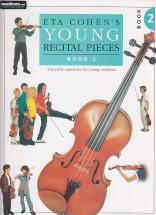 Cohen Eta - Young Recital Pieces Vol.2