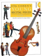 Cohen E. - Young Recital Pieces Violin Bk.3