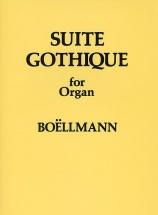 Leon Boellmann Suite Gothique For Organ Op.25 - Organ