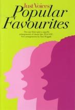 Just Voices - Popular Favourites