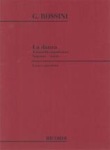 Rossini G. - Danza Tarantella Napoletana - Chant Et Piano