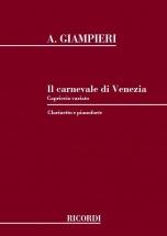 Giampieri A. - Carnevale Di Venezia - Clarinette