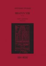 Vivaldi A. - Beatus Vir. Salmo 111, Rv 597 - Choeur