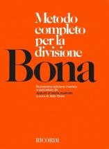 Bona Pasquale - Metodo Completo Per La Divisione