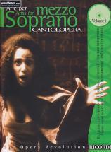 Cantolopera - Arie Per Mezzosoprano Vol.1 + Cd