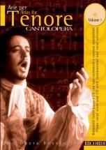 Cantolopera: Arie Per Tenore + Cd - Chant Et Piano