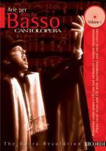 Cantolopera: Arie Per Basso + Cd