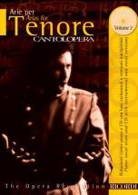 Cantolopera: Arie Per Tenore, Vol. 2  + Cd