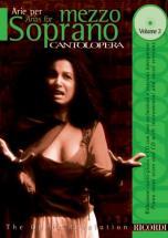 Cantolopera: Arie Per Mezzosoprano Vol. 2