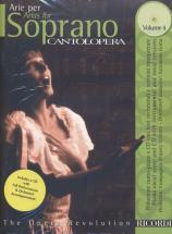 Cantolopera: Arie Per Soprano Vol 4 + Cd
