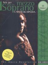 Cantolopera: Arie Per Mezzosoprano Vol 3 + Cd - Chant Et Piano