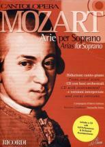 Cantolopera - Mozart - Arie Per Soprano + Cd