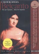 Cantolopera: Belcanto - Arie Per Soprano + Cd