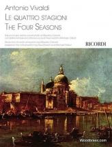 Vivaldi A. - The Four Seasons - Violon and Piano