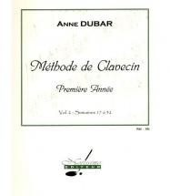 Dubar A. - Methode De Clavecin Vol. 2