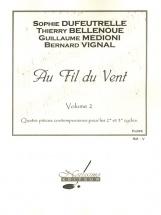 Dufeutrelle, Etc. - Au Fil Du Vent Vol.2 - Flute