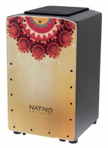 Nativo Percussion Cajon Pro Diwali