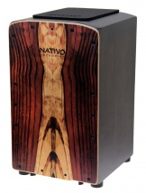 Nativo Percussion Cajon Pro Madero