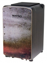 Nativo Percussion Cajon Pro Plus Old