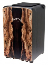 Nativo Percussion Cajon Pro Plus Root