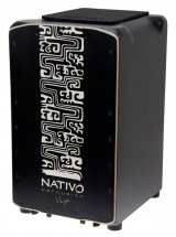 Nativo Percussion Cajon Pro Plus Vega
