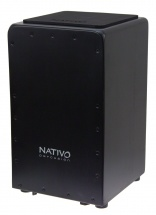Nativo Percussion Cajon Studio Black