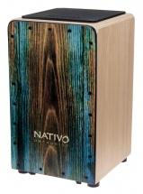 Nativo Percussion Cajon Studio Syrah