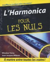 Yerxa/milteau - Harmonica Pour Les Nuls + Cd