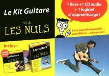 Pour Les Nuls Kit Guitare + Cd + Logiciel
