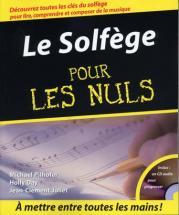 Pour Les Nuls Méthode Solfège + Cd - M.pilhofer / H. Day / J-c. Jollet